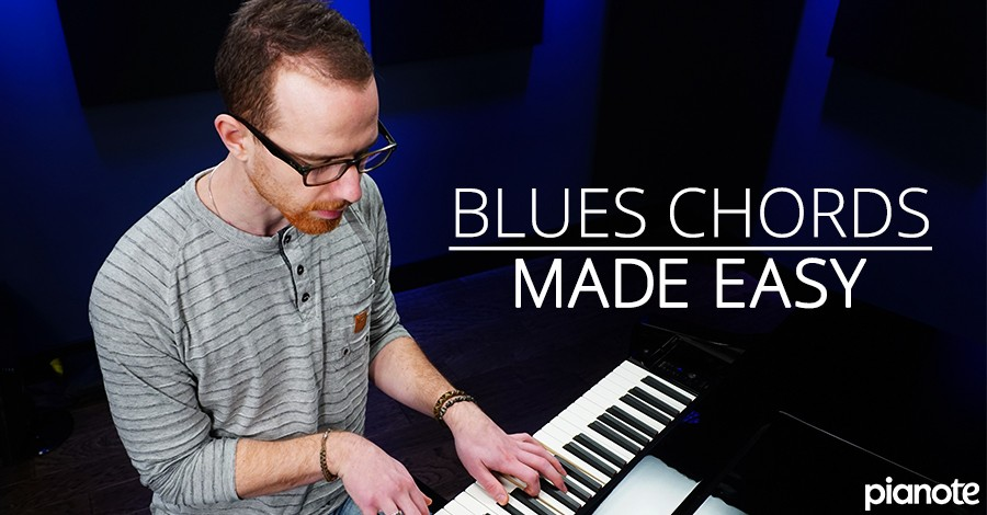 Blues Chords Made Easy
