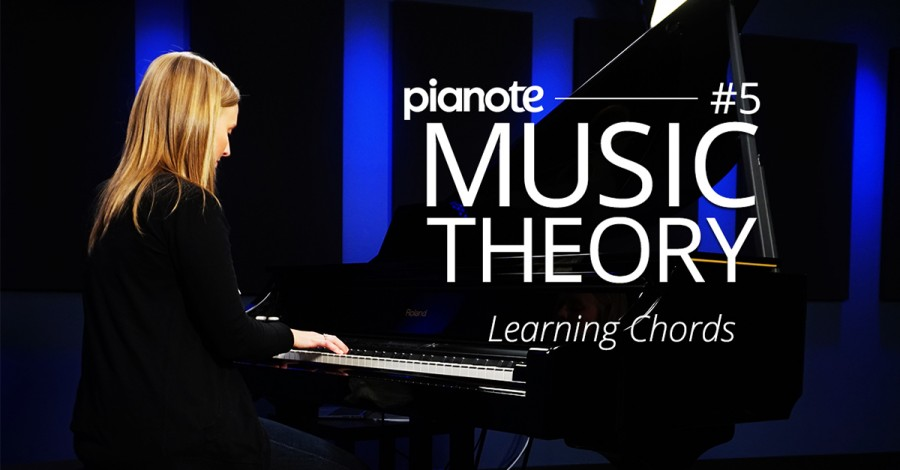 Music Theory For The Dropouts 5 Learning Chords Is Easy