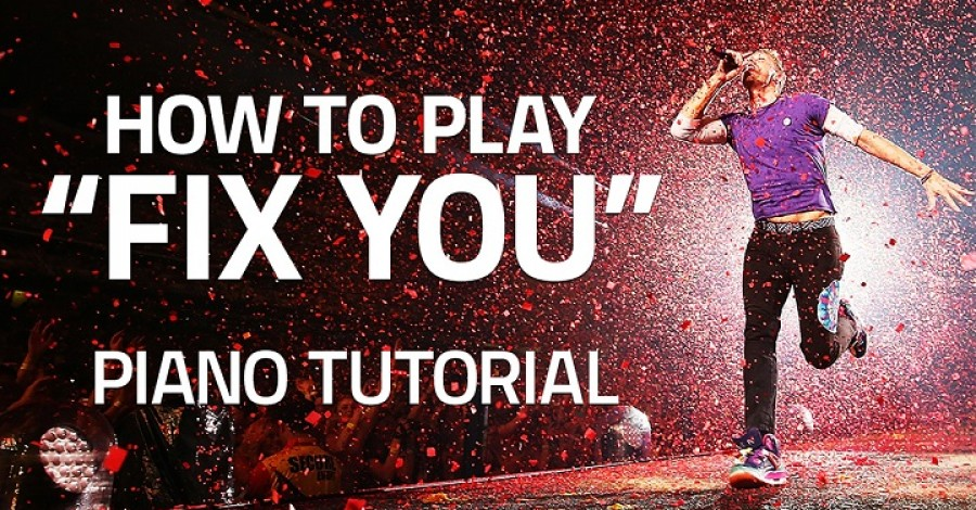 How To Play Fix You By Coldplay